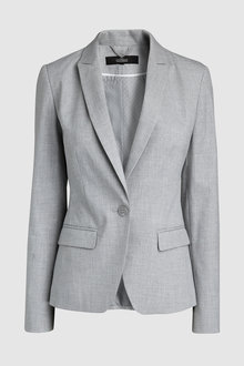Next Tailored Fit Single Breasted Suit Jacket-Tall - 228024