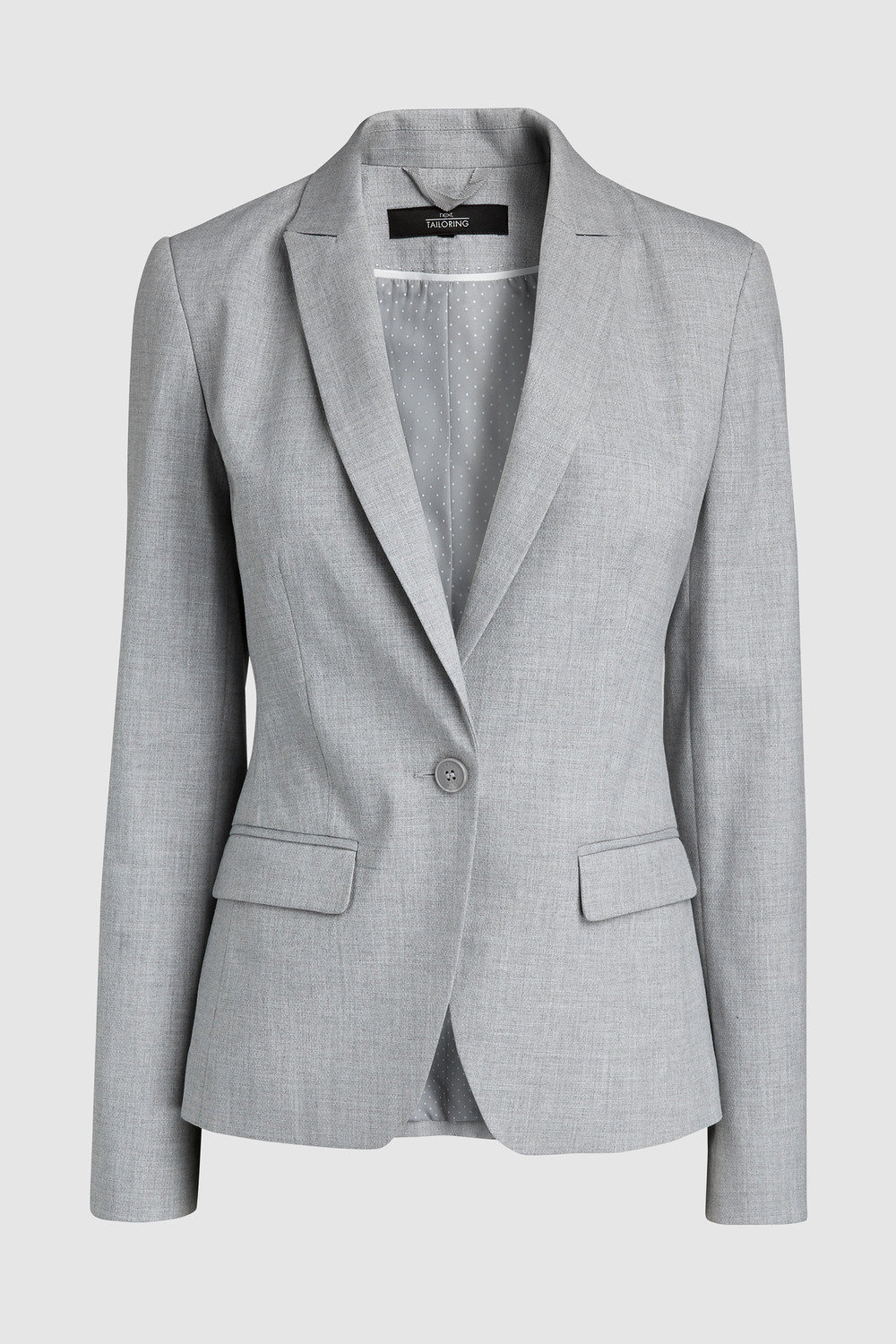 232e0bdfe7aec Next Tailored Fit Single Breasted Suit Jacket-Tall