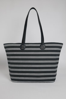 Stripe Tote Bag