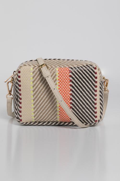 Stripe Bag