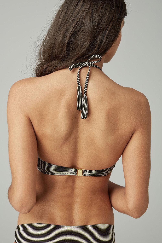 2af7d0a918fa9 Next Metallic Soft Bandeau Bikini Top Online | Shop EziBuy