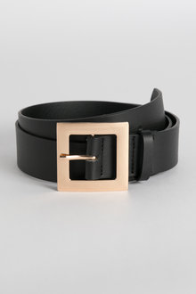 Square Buckle Belt - 228107