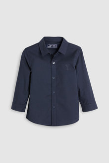 Next Long Sleeve Oxford Shirt (3mths-7yrs)