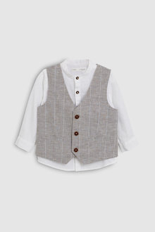 Next Waistcoat (3mths-7yrs)