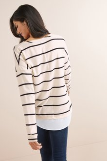 Next Stripe Layer Top