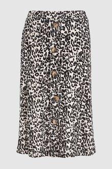 Next Button Skirt