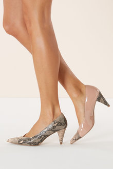 Next Forever Comfort Split Cone Court Shoes