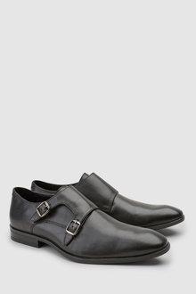 Next Double Monk Shoe