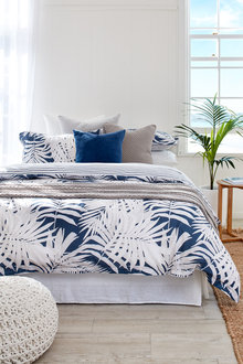 Palm Duvet Cover Set