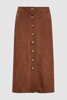 Next Button Through Skirt - 228480