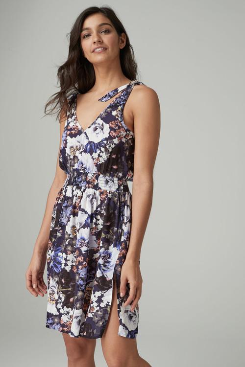 Next Floral Short Dress