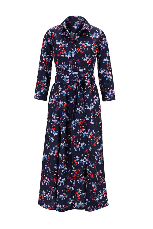 Heine Printed Shirt Dress