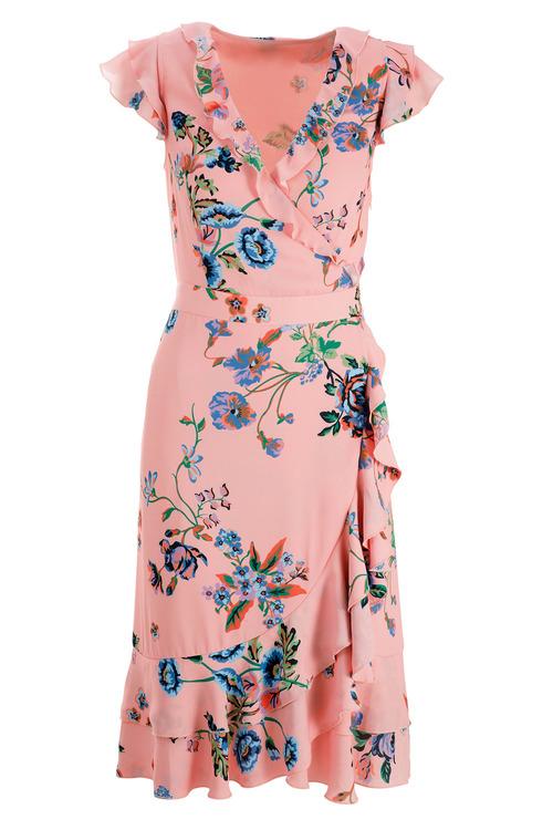 Heine Ruffle Detail Dress