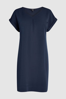 Next V-Neck Dress-Tall