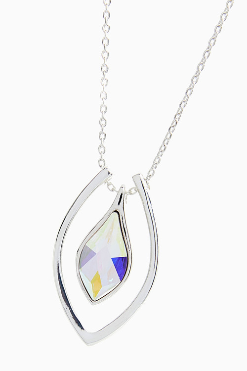 Next Necklace With Swarovski Crystals
