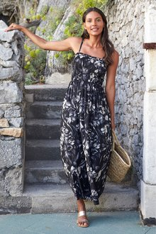 Next Floral Maxi Dress