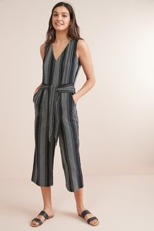 Next Stripe Jumpsuit-Tall