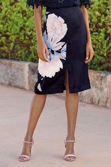 Next Floral Skirt
