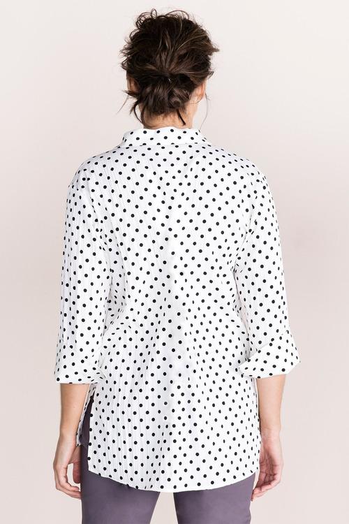 Capture Patch Pocket Crinkle Shirt