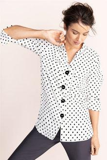 Capture Patch Pocket Crinkle Shirt - 228684