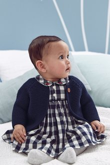 Next Gingham Prom Dress (0mths-2yrs)