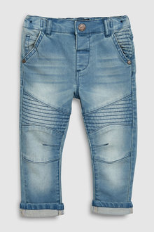 Next Biker Jeans (3mths-7yrs)