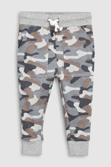 Next Camo Joggers (3mths-7yrs)