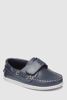 Next Leather Boat Shoes (Younger)