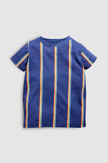 Next Vertical Stripe T-Shirt (3mths-7yrs)