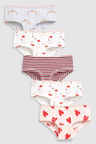 Next Character Hipster Briefs Five Pack (2-16yrs)