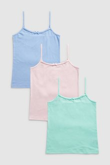 Next Cami Three Pack (1.5-16yrs)