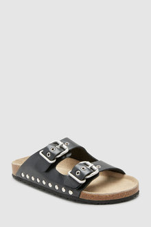 Next Buckle Corkbed Sandals (Older)