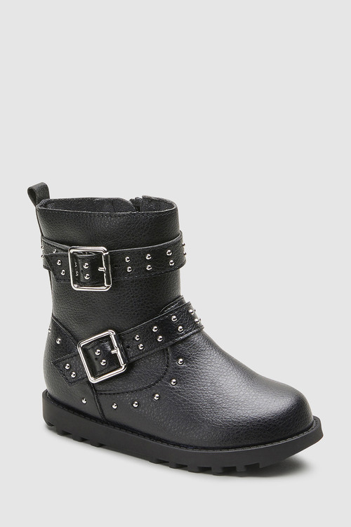 Next Studded Boots (Younger)