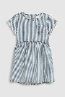 Next Striped Dress (3mths-7yrs)