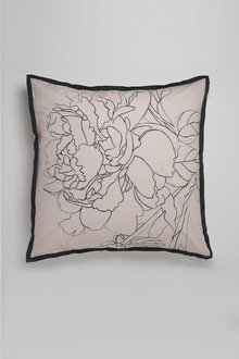 Peony European Pillowcase