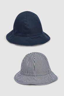 Next Fisherman Hat Two Pack (0mths-2yrs)