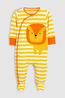 Next Lion Sleepsuit (0mths-2yrs)