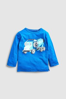 Next Long Sleeve Top (3mths-6yrs) - 229006