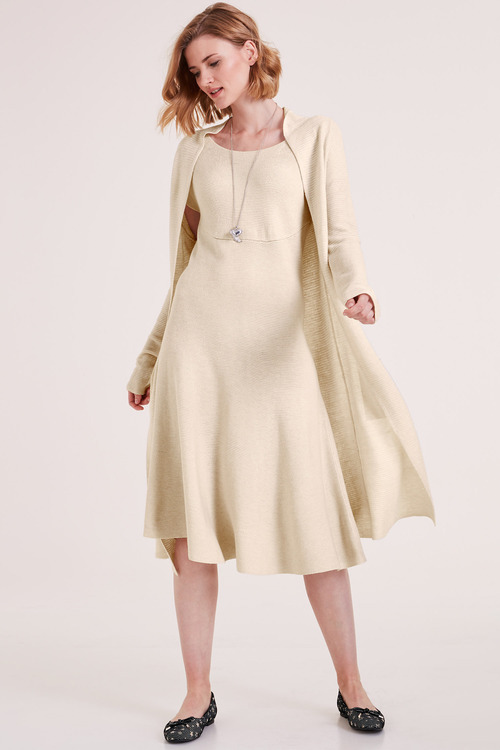 Heine A-Line Knit Dress