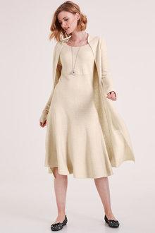 Heine A-Line Knit Dress - 229076