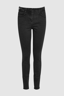 Next Black Skinny Jeans - 229328