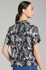 Emerge Crop Short Sleeve Shirt