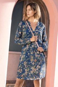 Emerge Popover Shift Dress