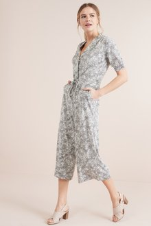 Next Spot Wide Leg Jumpsuit-Tall - 229434