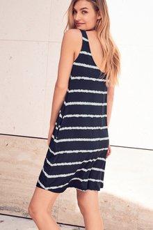 Next Sleeveless Pocket Dress-Tall