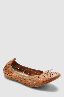 Next Chop Out Ballet Shoes (Older)