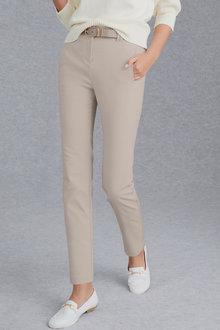 Grace Hill Signature Slim Leg Pant - 229482