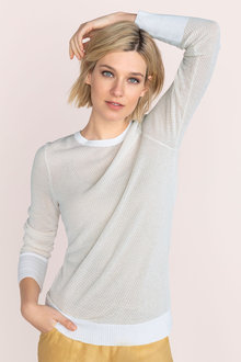 Emerge Textured Knit Sweater