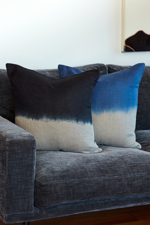 Dip Dye Cushion