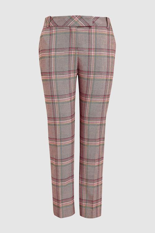 Next Check Slim Trousers